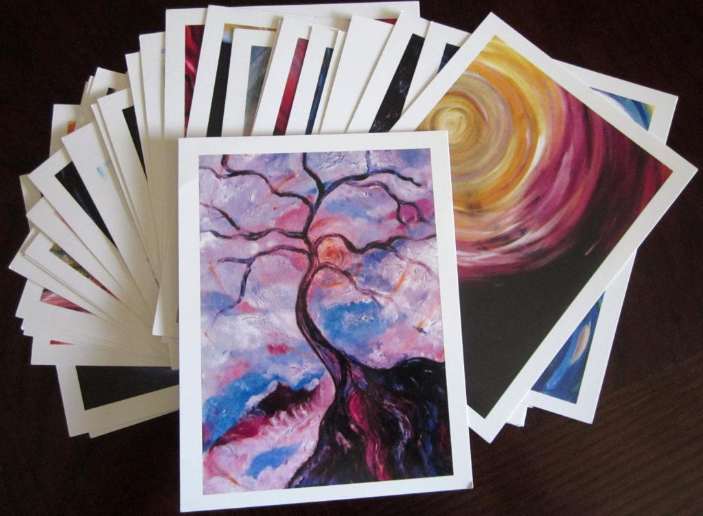 Art Guidance Cards